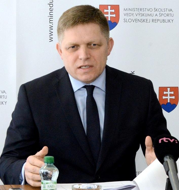 Gašparovič után Fico is nekiment Kiskának