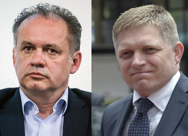 Elnökválasztás: Robert Fico és Andrej Kiska közül választhatnánk a második fordulóban