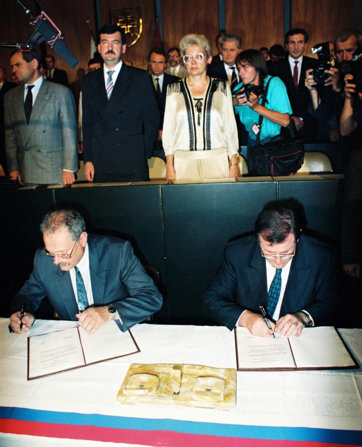 23 éve fogadta el a parlament Szlovákia önállóságáról szóló nyilatkozatot