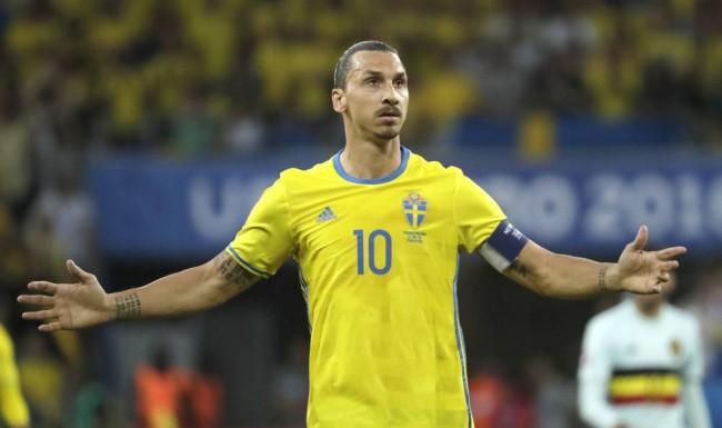 Vb-pótselejtezők - Nem foglalkozik Ibrahimovic visszatérésével a svéd kapitány