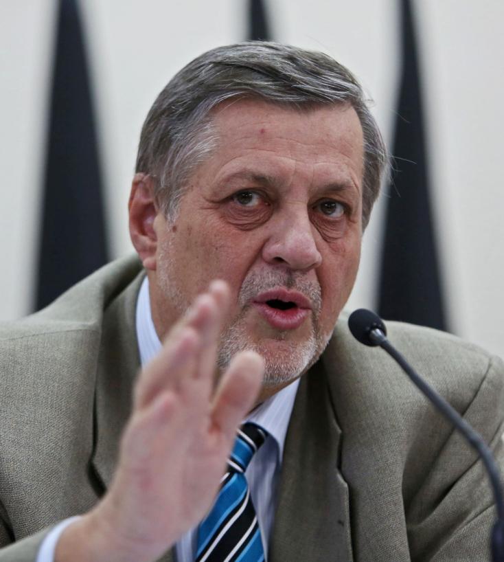 A volt szlovák külügyminiszter kész arra, hogy ENSZ-főtitkár legyen