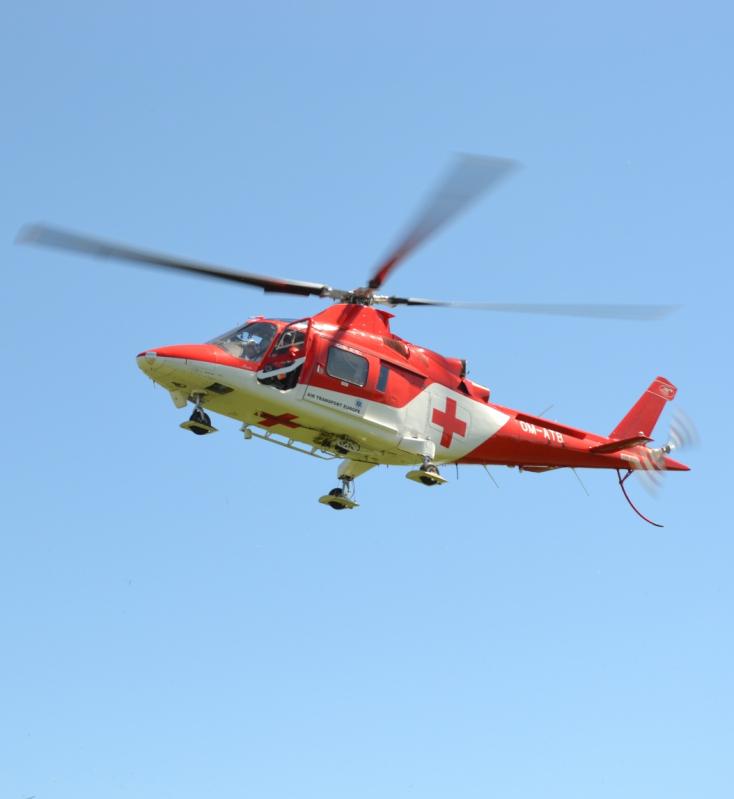 TRAGÉDIA: Mentőhelikopter zuhant le, senki nem élte túl!