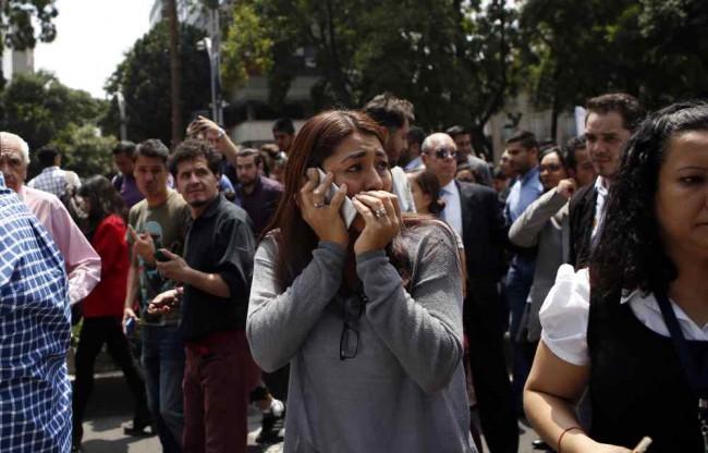 Mexikói földrengés - Háromnapos nemzeti gyászt hirdetett az elnök