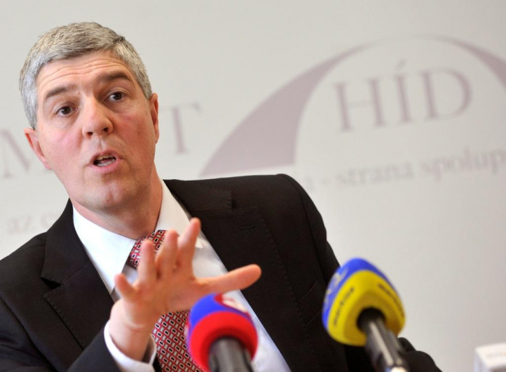 Bugár: Hrušovský bukása nem jelenti a régi politikusok alkonyát