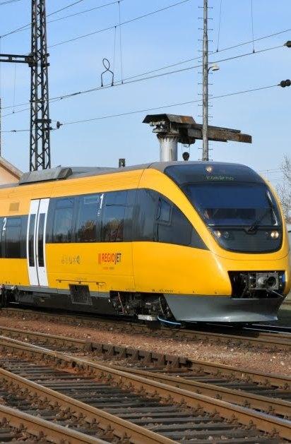 Vasárnaptól változik a vonatok és a buszok menetrendje, a RegioJet vonalán is módosulnak az indulások