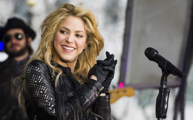 Hangszálproblémák miatt elmaradnak Shakira idei európai koncertjei