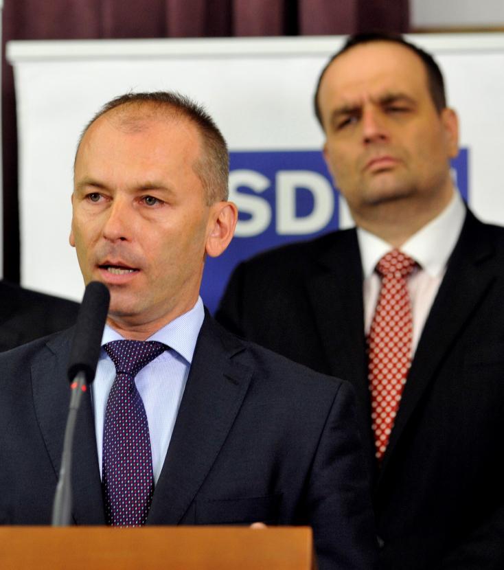 Befellegzett az SDKÚ-nak – már senki nem akar együttműködni Frešóval!