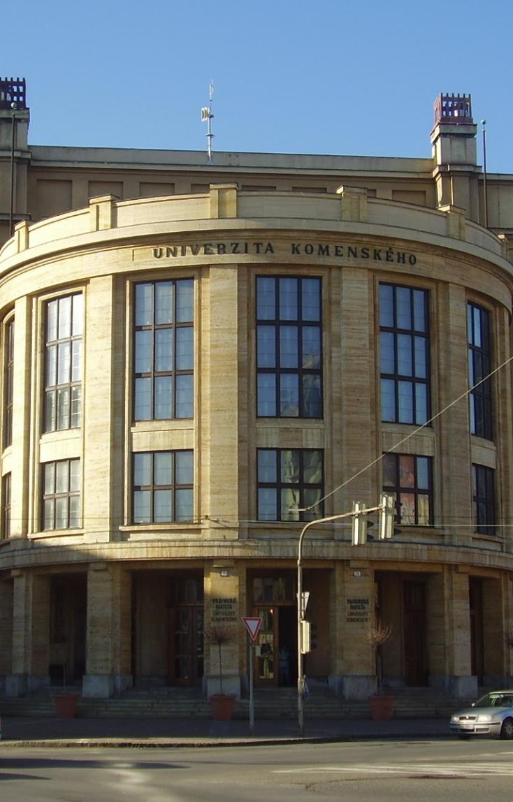 Túl sok az egyetem Szlovákiában, az oktatás színvonala viszont alacsony