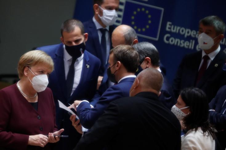 EU-csúcs: A járvány leküzdéséhez a legmagasabb szintű együttműködésre van szükség