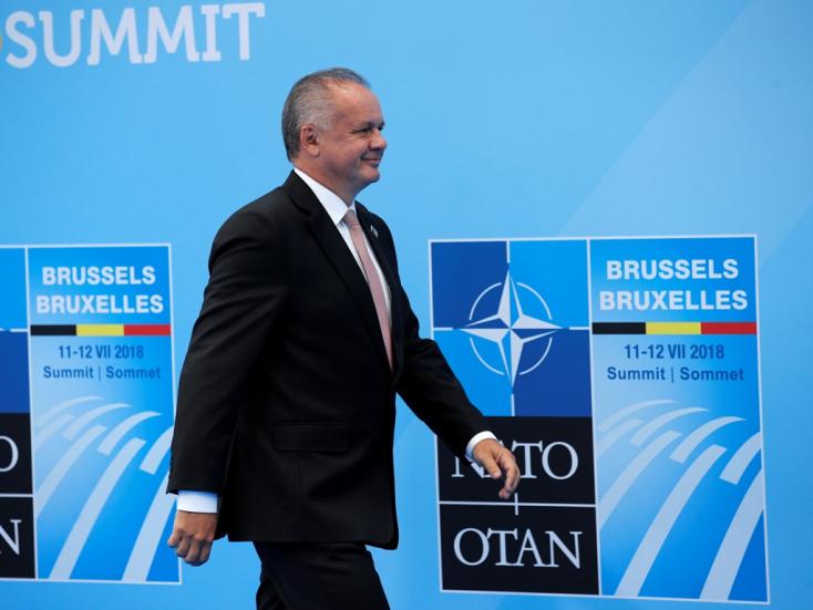 Kiska szerint a NATO szemszögéből az F-16-osok vásárlása egyáltalán nem rendkívüli