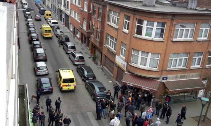 Brüsszelre rohad a terroristaparadicsom