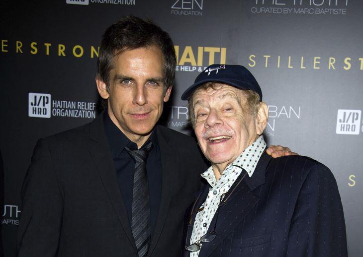 Elhunyt Jerry Stiller színész, Ben Stiller édesapja