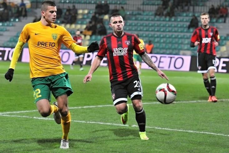 Bénes László a világ 50 legjobb fiatal focistája között!