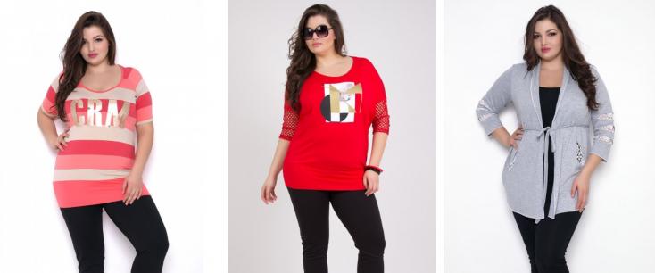 Nyári árzuhanás a Bersy Plus Size Fashion üzleteiben