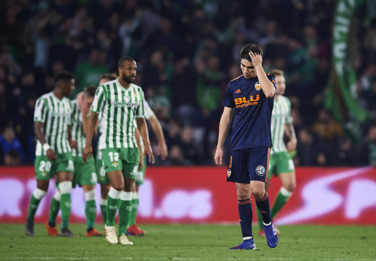Spanyol Király Kupa: Nem tudott előnyt szerezni a Betis az elődöntőben
