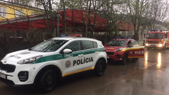 TRAGÉDIA: Két holttestet találtak az egykori kaszárnya épületében