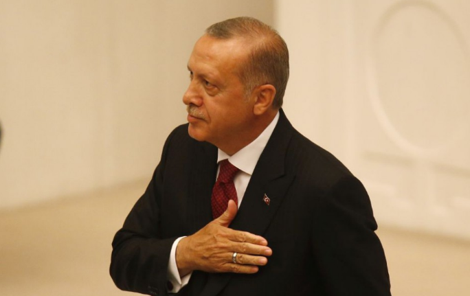 Erdogan letette az államfői esküt, Törökországban elnöki rendszer lépett életbe