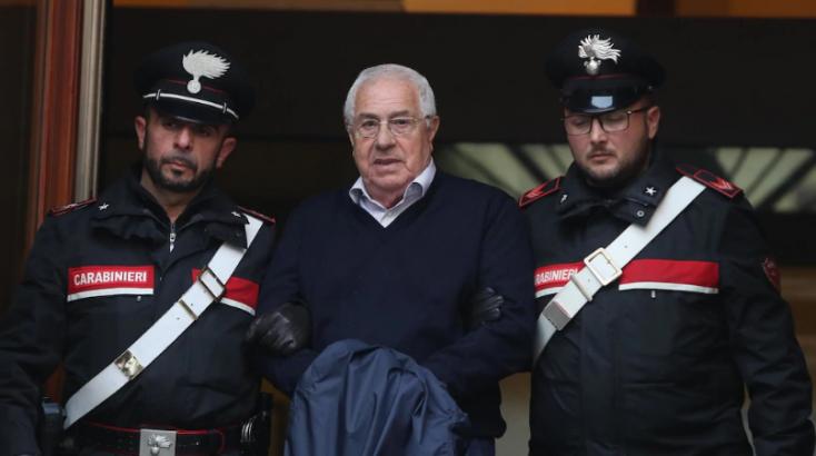 Újabb maffiavezért veszített a szícíliai Cosa Nostra
