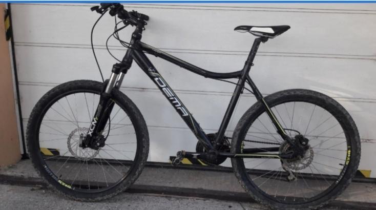 Nyárasdi gyanúsítottnál találták ezt a biciklit. Kié lehet?