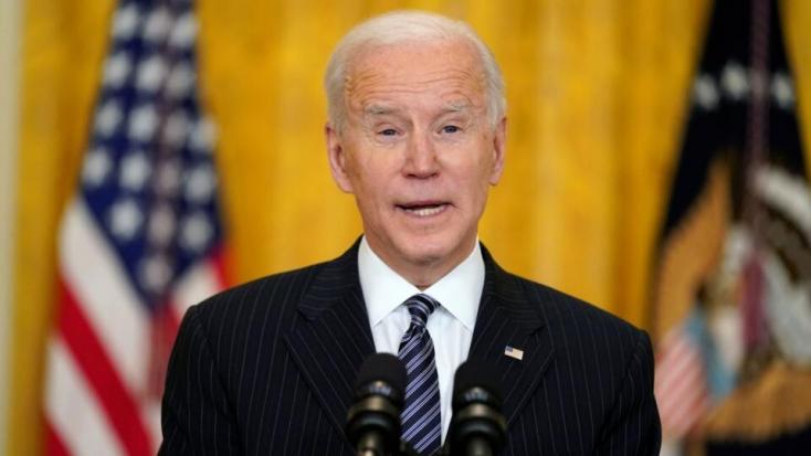 Az amerikaiak több mint fele ítéli meg kedvezően a Biden-kormányzat első száz napját