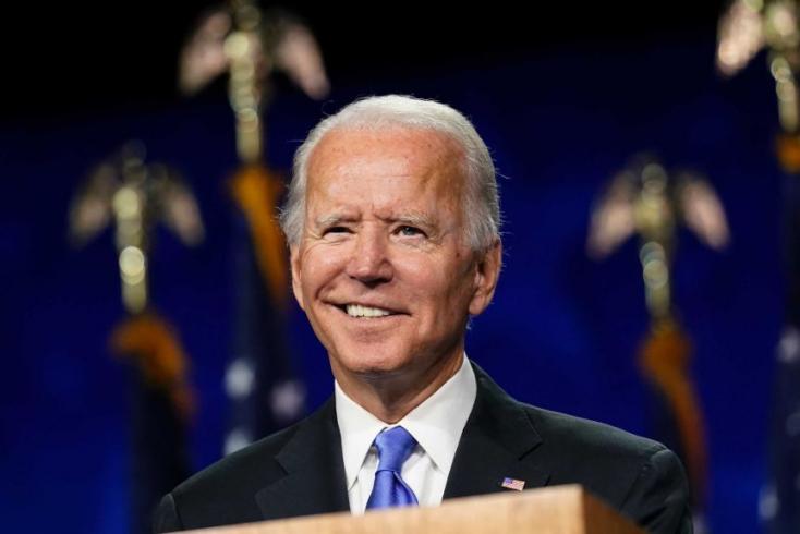 Joe Biden: Amerika ismét mozgásba lendült