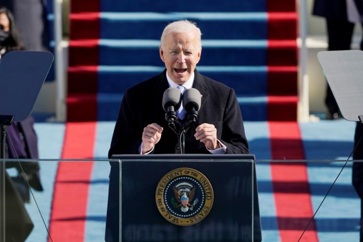 Čaputová bízik benne, hogy Biden hivatalba lépése megerősíti Szlovákia és az USA közti kapcsolatokat