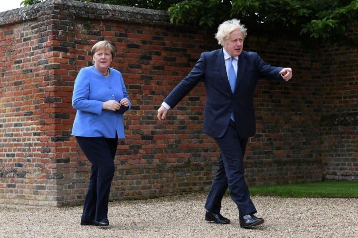 Megint apa lesz a brit kormányfő