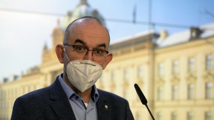 Menesztették a cseh egészségügyi minisztert, távozásának köze lehet a kínai és az orosz vakcinákhoz