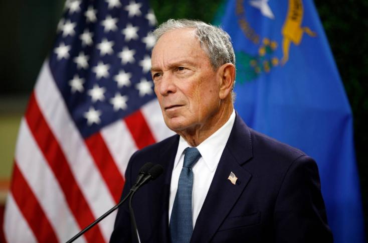 77 éves, milliárdos és indul az amerikai elnökségért