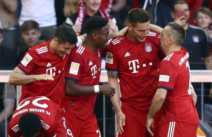 Bundesliga - Sorozatban kilencedik elsőségéért száll harcba a Bayern München