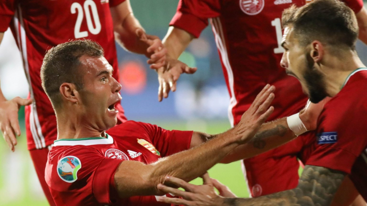 Kétgólos magyar győzelemmel egy meccsre az Eb-részvételtől, a szlovákok tizenegyesekkel léptek tovább