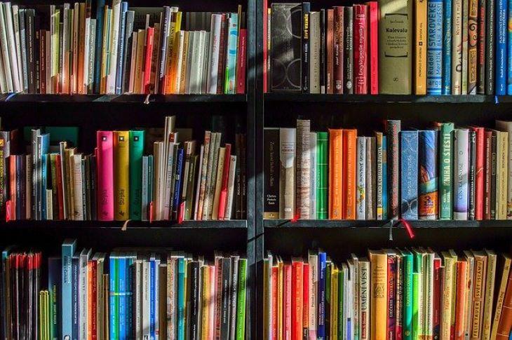 """Könyvesboltot """"nyomtattak"""" Sanghajban (FOTÓ)"""
