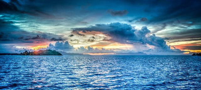 Egyre jobban kékülnek a világ vizei a klímaváltozás miatt