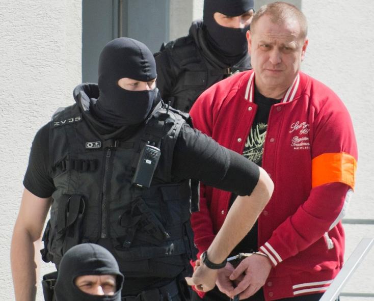 Kiengedték a börtönből Sýkora egykori jobbkezét, František Borbélyt