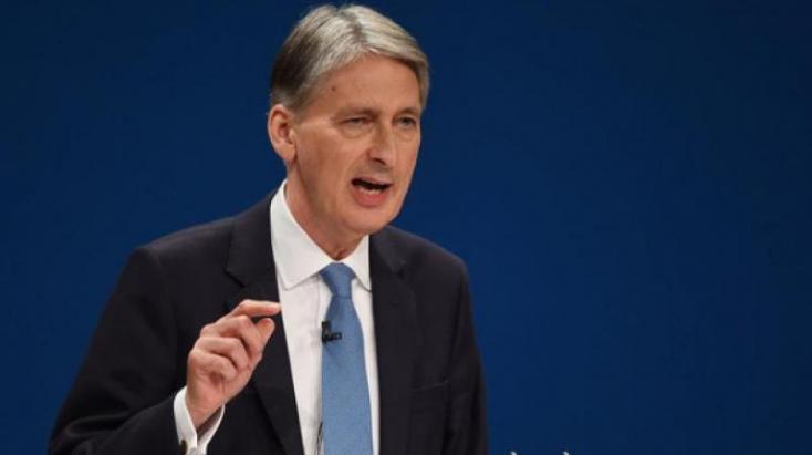 Brexit - Lemond a brit pénzügyminiszter, ha Johnson lesz a miniszterelnök