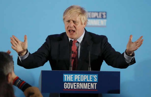 Boris Johnson biztos abban, hogy az új brit kormány január 31-ig végrehajtja a Brexitet