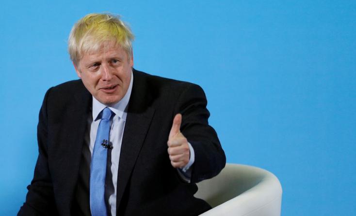 Már nincs az intenzív osztályon Boris Johnson