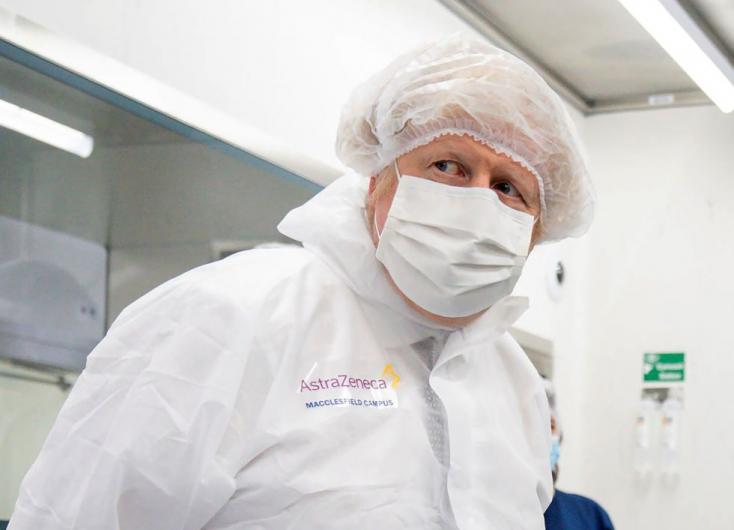 Koronavírus elleni gyógyszert dobnánaka brit piacra