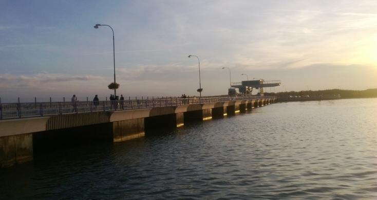 Holttestet találtak a bősi vízi erőműnél