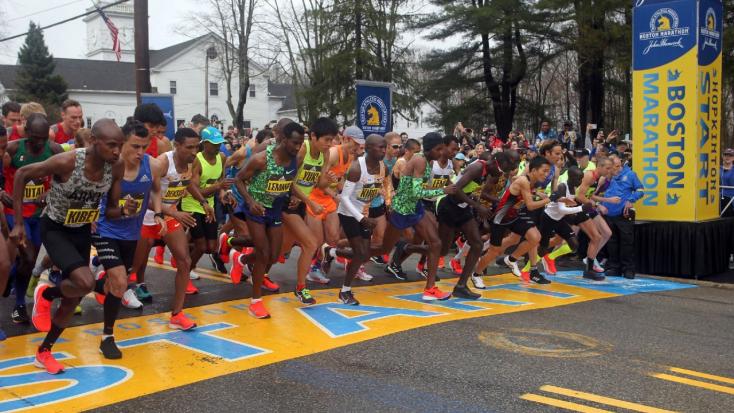 Elmarada világ egyik legrangosabb futóversenye, aBoston Marathon
