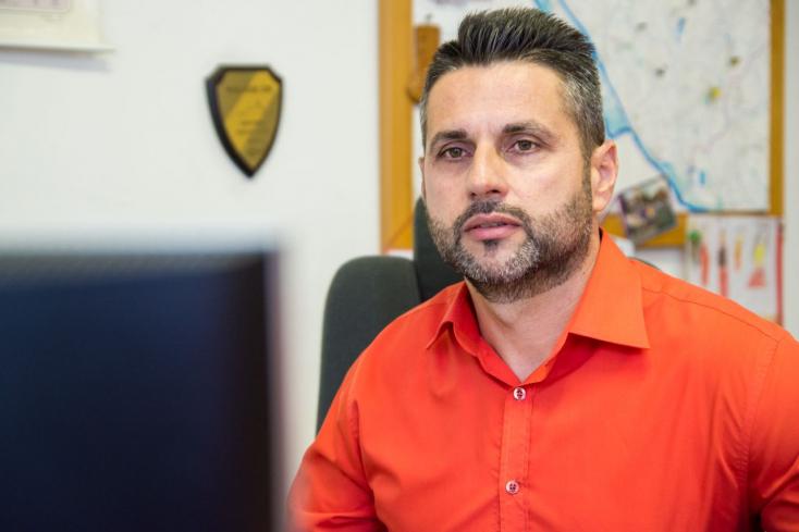 """Karcsai út – Both Péter: """"Sok az olyan ügy, ami a rendőrségre tartozna, de el se jut hozzánk"""""""