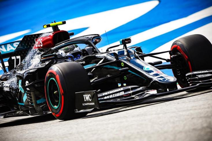 Osztrák Nagydíj: Bottasé a szezon első pole pozíciója