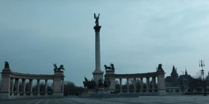 Így még nem láthatta Budapestet! Kong az ürességtől a víruspara elől bezárkózófőváros (VIDEÓ)