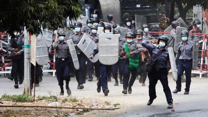 Mianmari puccs - Az ENSZ-főtitkár az erőszak beszüntetésére szólította fel a juntát