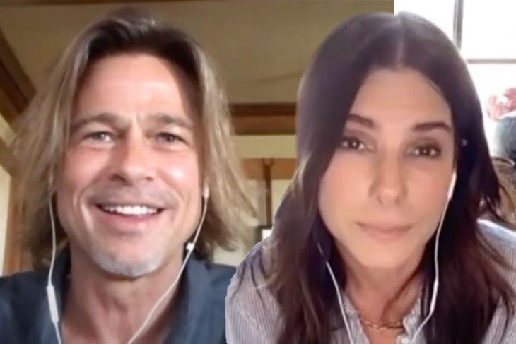 Brad Pitt és Sandra Bullock közös filmben szerepel