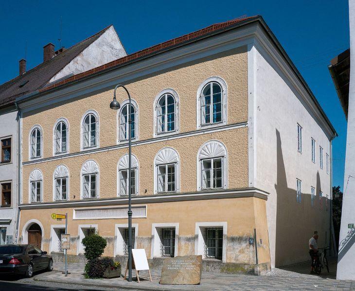 Az átépítés után nem lehet majd ráismerni Hitler szülőházára