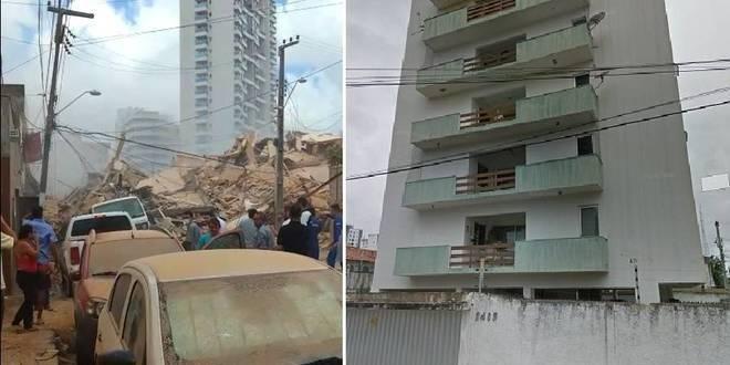 Kilenc személy eltűnt, amikor összeomlott egy épület Brazíliában