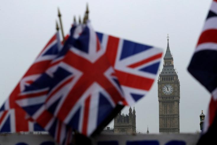 Jövő szerdától dübörög a Brexit