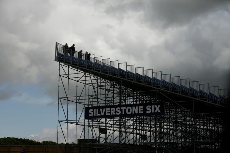 Silverstone kieshet a Forma-1 naptárából!