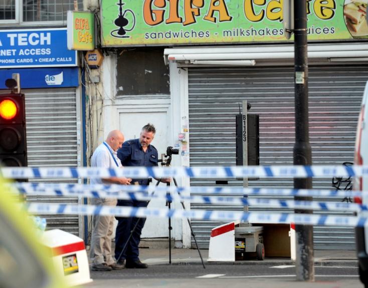 Terrorcselekményként kezelik a hétfő hajnali londoni támadást